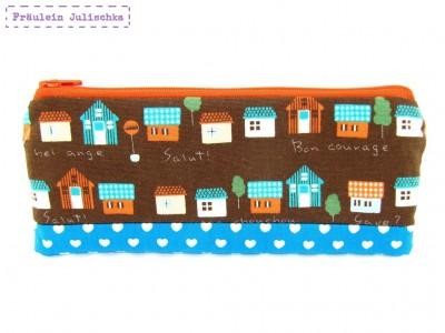 Stiftemäppchen Häuser