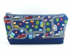 Tasche für Diabetikerbedarf  / große Kosmetiktasche Autos & Straßenverkehr