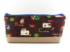 Tasche für Diabetikerbedarf  / große Kosmetiktasche Schulkinder