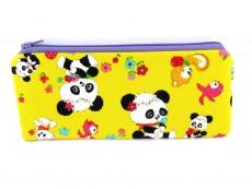Stiftemäppchen Pandabären und Freunde