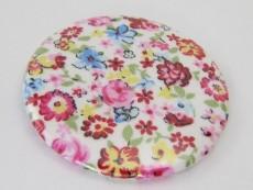 Taschenspiegel Blumen
